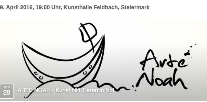ARTE NOAH 2016 in Feldbach